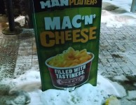 sexist mac and cheese