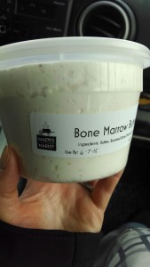 bone marrow butter