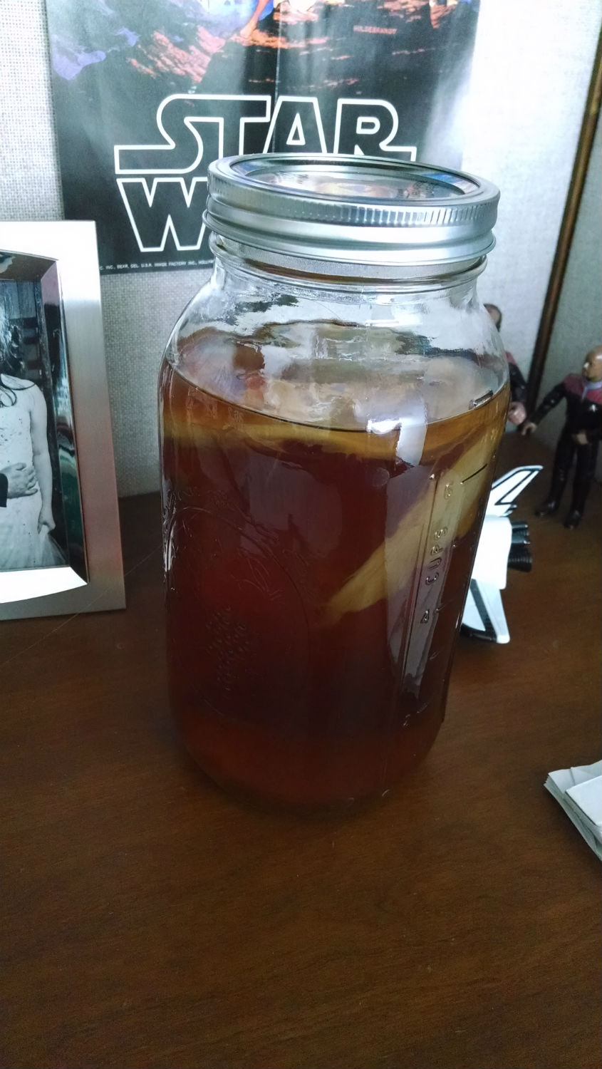 office kombucha